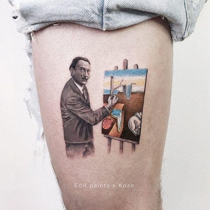 42 dos melhores trabalhos do tatuador Kozo Tattoo 38