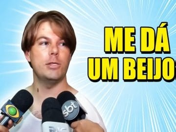 As entrevista mais bizarras da TV 1