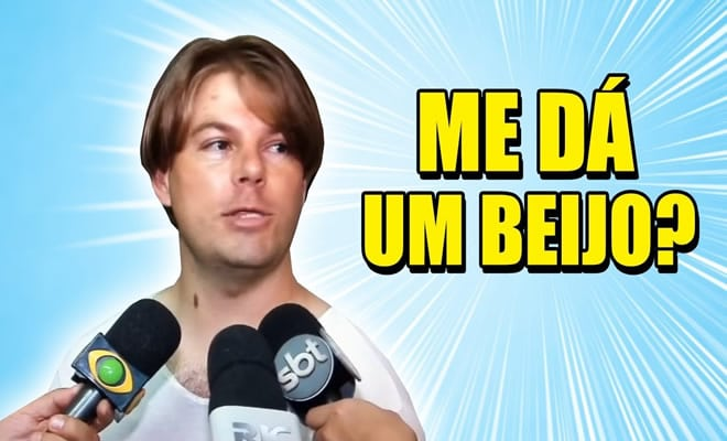 As entrevista mais bizarras da TV 5
