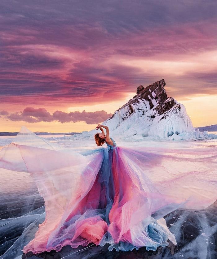 34 fotos de Baikal, o lago mais profundo e mais antigo do mundo 31