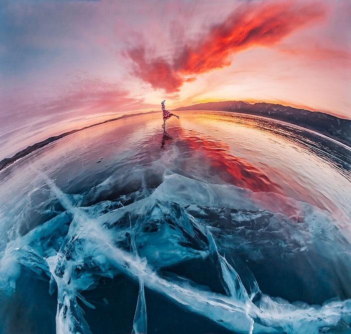 34 fotos de Baikal, o lago mais profundo e mais antigo do mundo 26