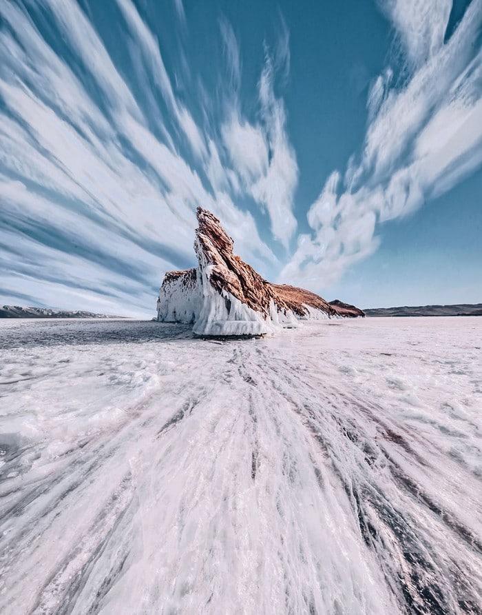 34 fotos de Baikal, o lago mais profundo e mais antigo do mundo 18
