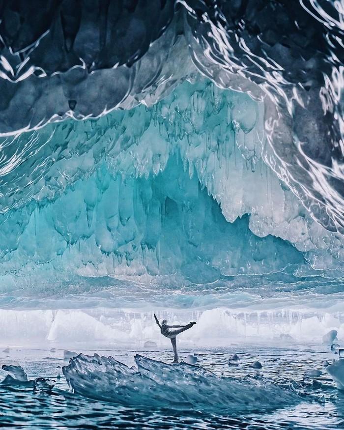 34 fotos de Baikal, o lago mais profundo e mais antigo do mundo 11