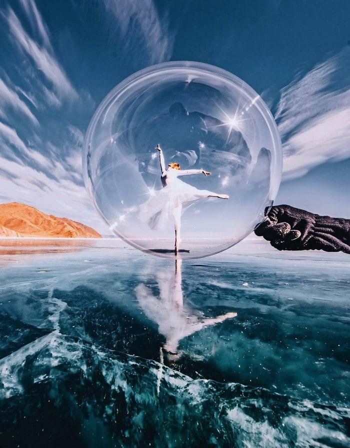 34 fotos de Baikal, o lago mais profundo e mais antigo do mundo 9