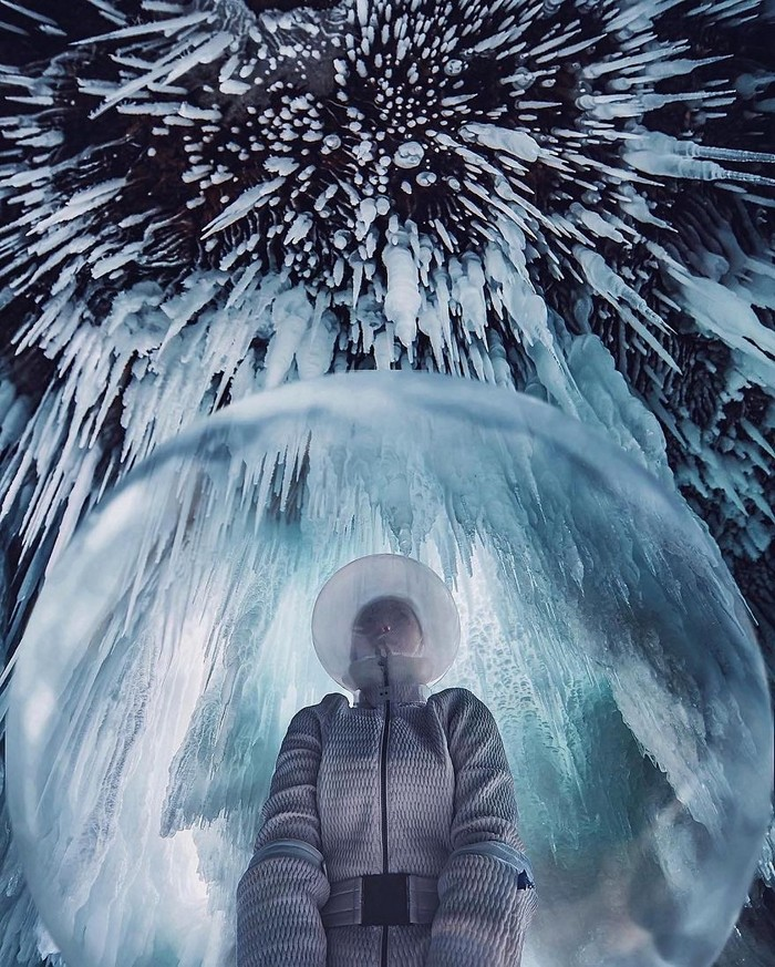 34 fotos de Baikal, o lago mais profundo e mais antigo do mundo 7