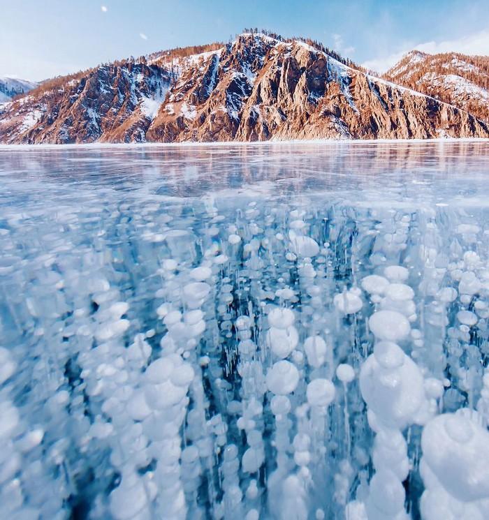 34 fotos de Baikal, o lago mais profundo e mais antigo do mundo 5