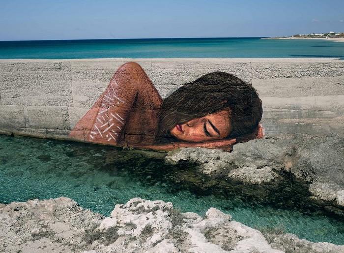 21 fotos de magníficas obras de arte de rua que mereciam ser fotografadas 7