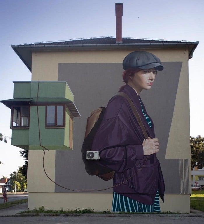 21 fotos de magníficas obras de arte de rua que mereciam ser fotografadas 14