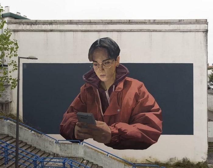21 fotos de magníficas obras de arte de rua que mereciam ser fotografadas 18