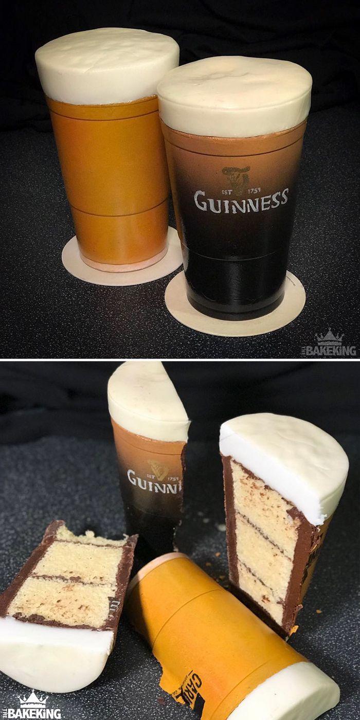 28 incríveis bolos de ilusão por BakeKing que são bons demais para comer 19