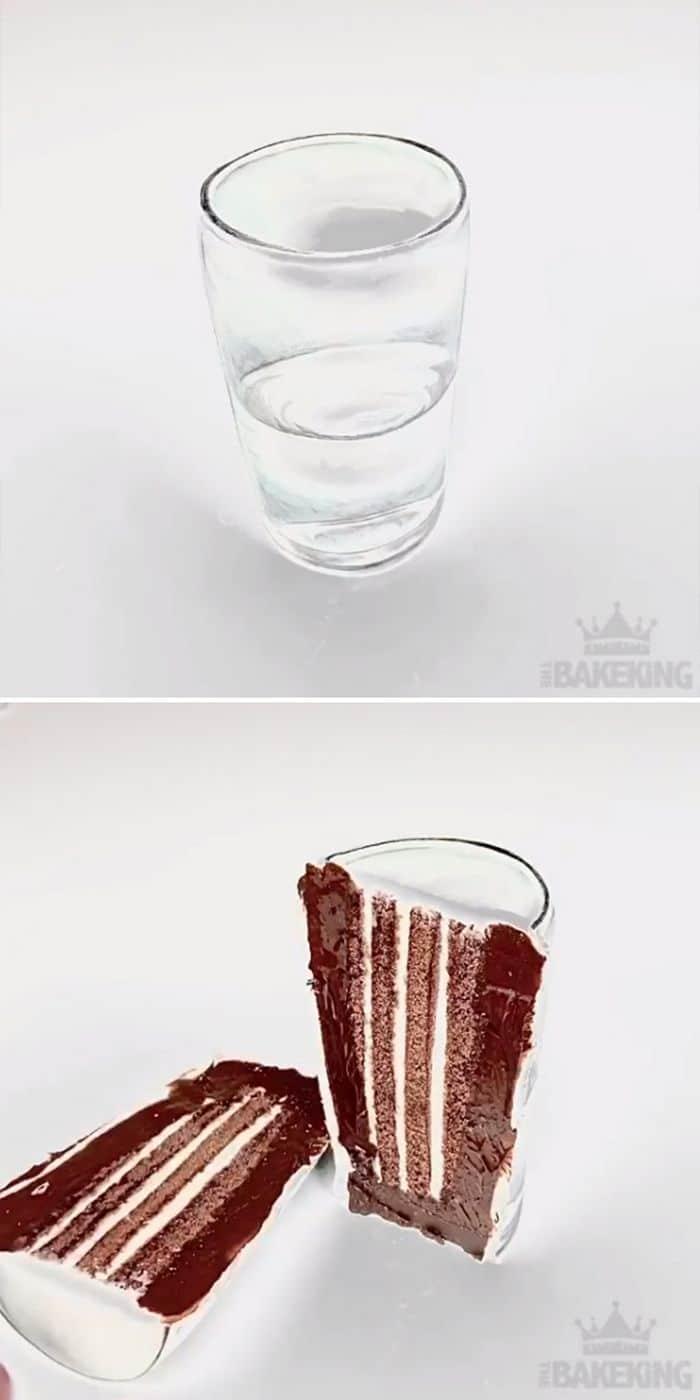 28 incríveis bolos de ilusão por BakeKing que são bons demais para comer 22