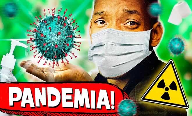 7 maiores pandemias dos filmes 2
