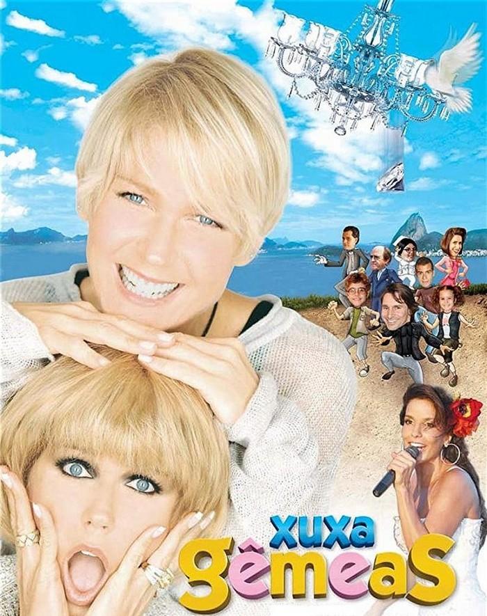 11 maiores sucessos nos cinemas da Xuxa a rainha dos baixinhos 10