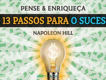 Os 13 passos para o sucesso de Napoleon Hill 8