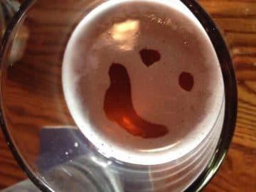 Você consegue ver rostos de bêbados nesses objetos inanimados? 4