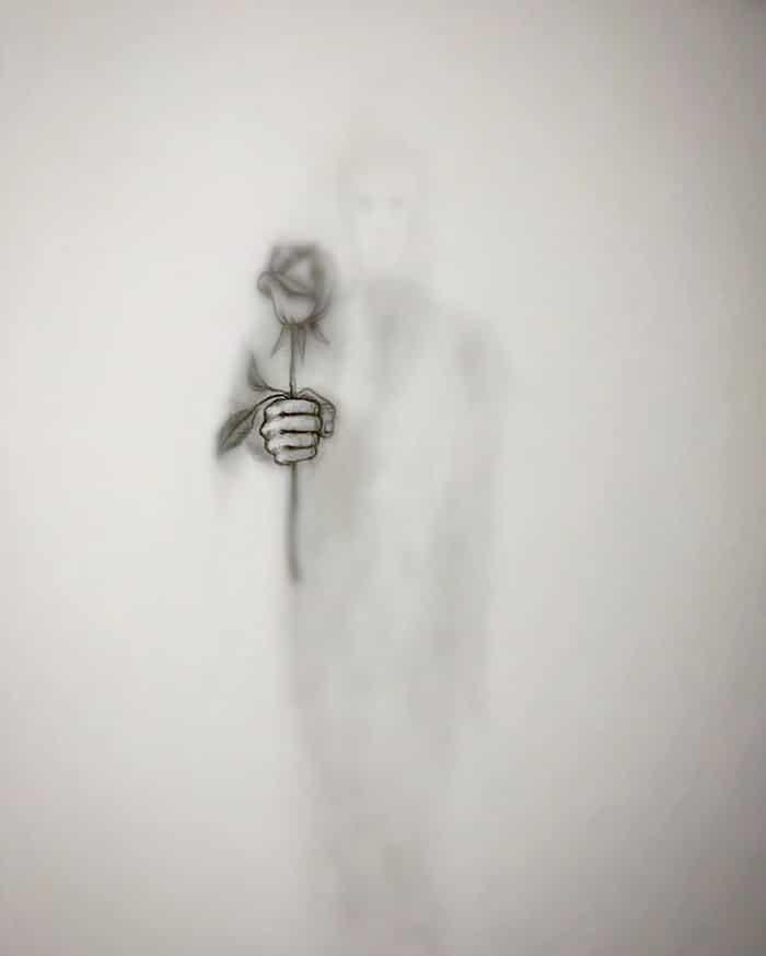 Artista cria desenhos assombrosos que parecem ter vindo do além (28 fotos) 15
