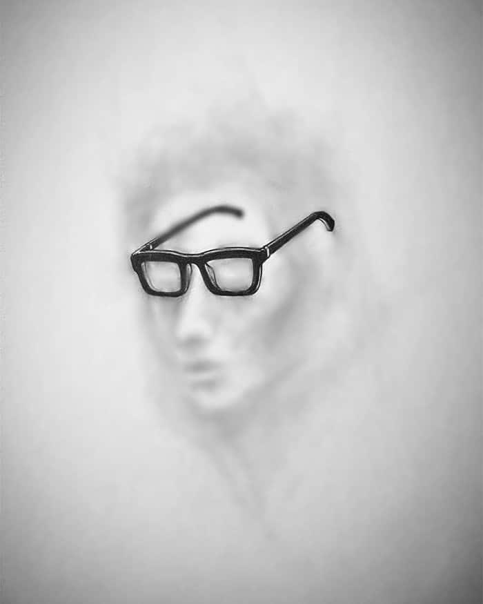 Artista cria desenhos assombrosos que parecem ter vindo do além (28 fotos) 19