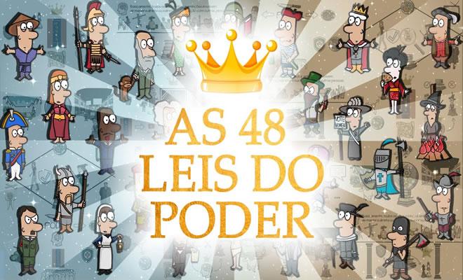 As 48 leis do poder - O que pode acontecer depois de você conhecer todas as leis do poder? 2