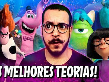 10 melhores teorias da Pixar! 5