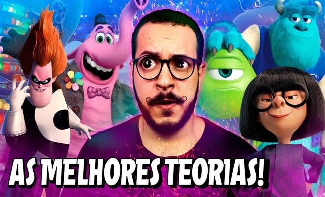 10 melhores teorias da Pixar! 2