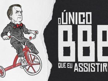 Bolsonaro e Lula no BBB 2