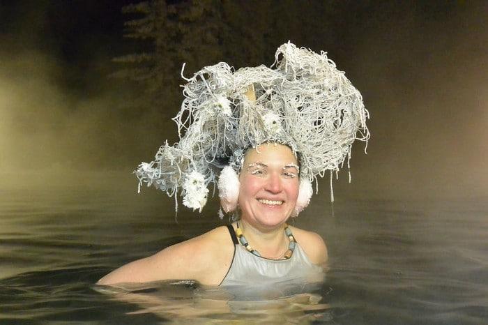 O Canadá tem uma competição anual de congelamento de cabelos e as fotos deste ano são loucas (35 fotos) 21