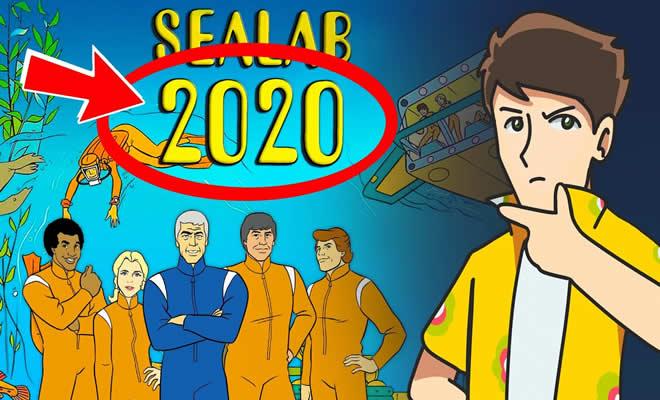 Desenhos Antigos que a história se passa exatamente no Ano 2020 3