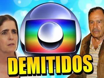 Famosos que foram demitidos da Globo 4