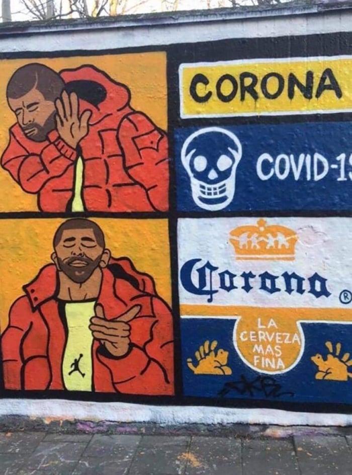 35 grafites relacionados ao coronavírus 13