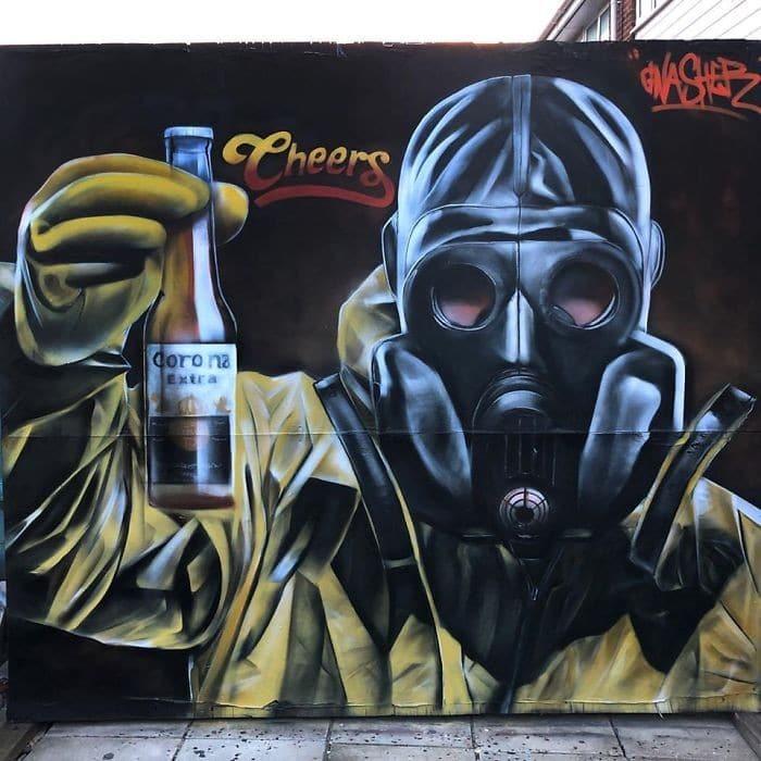 35 grafites relacionados ao coronavírus 27