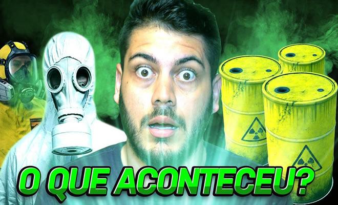 A história do Césio 137. Você conhece o maior acidente radiativo do Brasil? 24