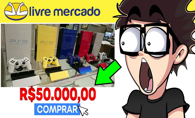 8 PS2 mais caros do mundo 5