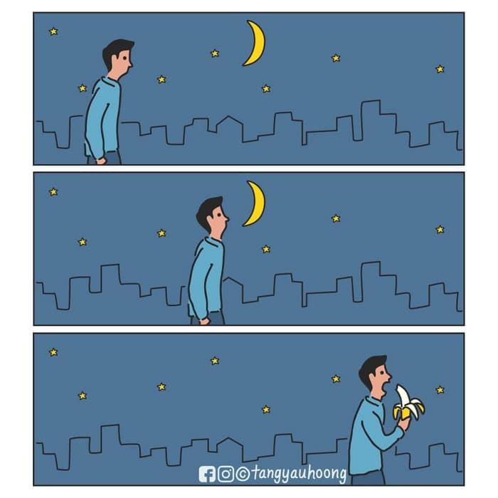 30 quadrinhos com finais engraçados e inesperados 3