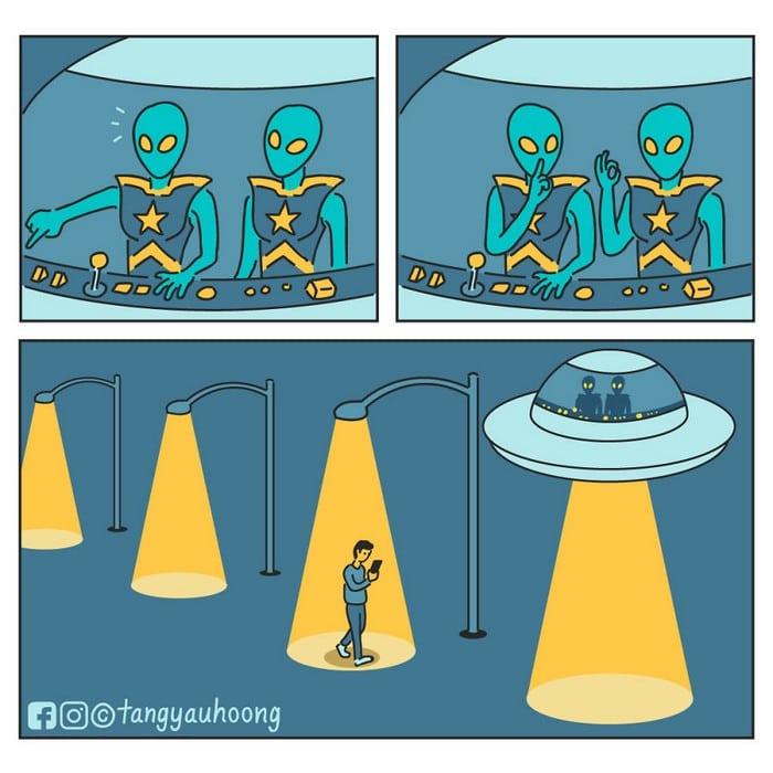 30 quadrinhos com finais engraçados e inesperados 28