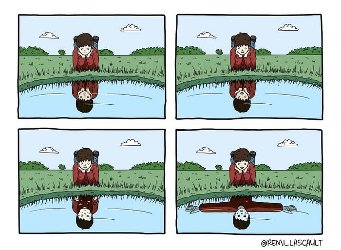 36 quadrinhos estúpidos para pessoas com um senso de humor negro 34