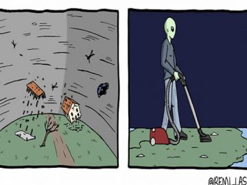 36 quadrinhos estúpidos para pessoas com um senso de humor negro 3