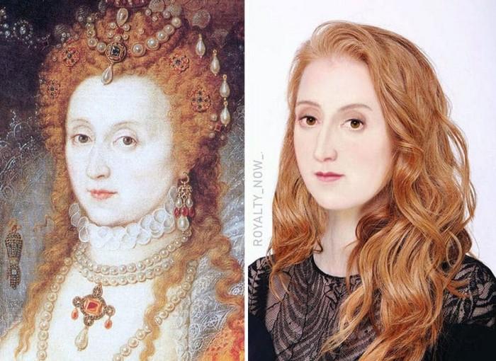 30 retratos de celebridades mais importantes do passado 7