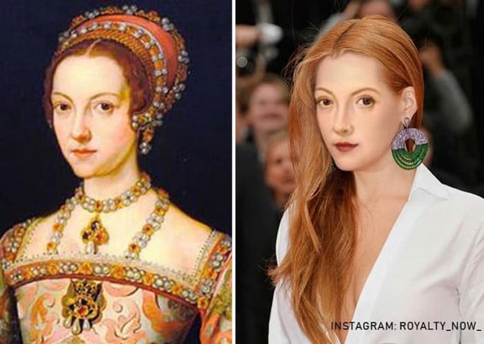 30 retratos de celebridades mais importantes do passado 16