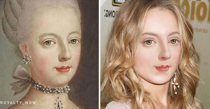 30 retratos de celebridades mais importantes do passado 17