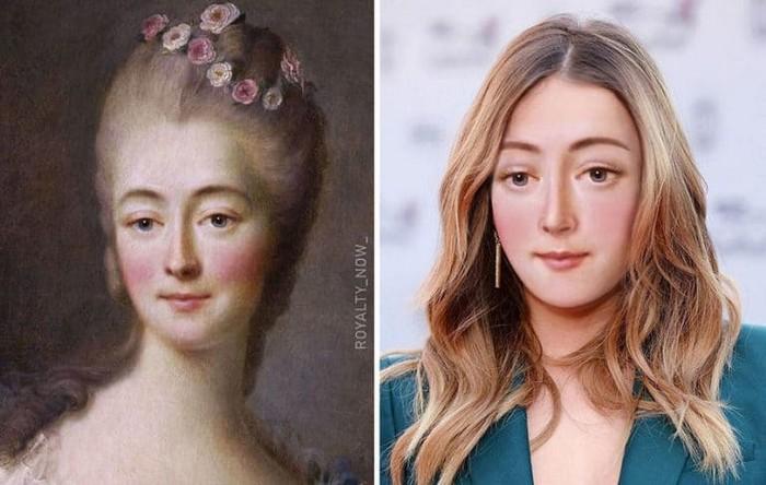 30 retratos de celebridades mais importantes do passado 27