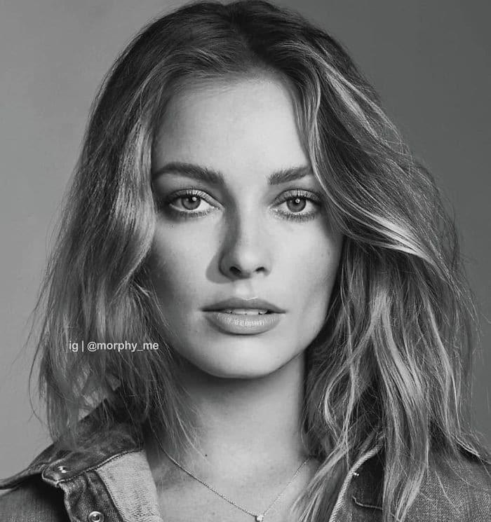 Artista cria novos rostos ao mesclar fotos de diferentes celebridades (35 fotos) 12