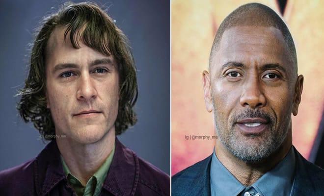Artista cria novos rostos ao mesclar fotos de diferentes celebridades (35 fotos) 7