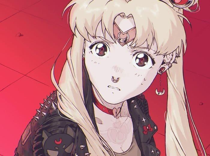 Artistas de todo o Twitter estão redesenhando Sailor Moon em seu próprio estilo (38 fotos) 17