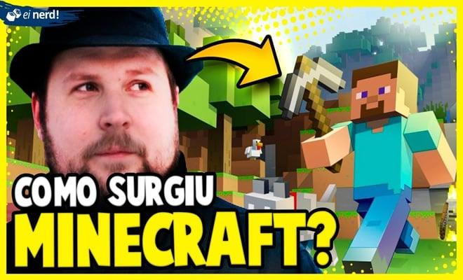 Como surgiu o Minecraft? 31