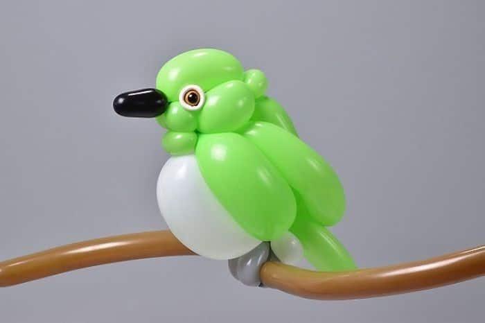 34 criaturas de balões coloridos do artista japonês Masayoshi Matsumoto 10