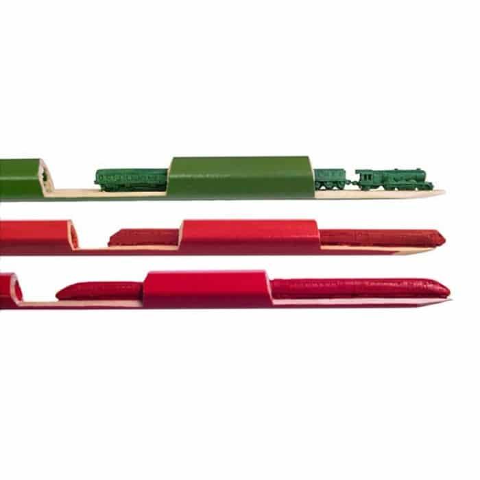 Este artista cria impressionantes esculturas minúsculas no lápis (34 fotos) 13