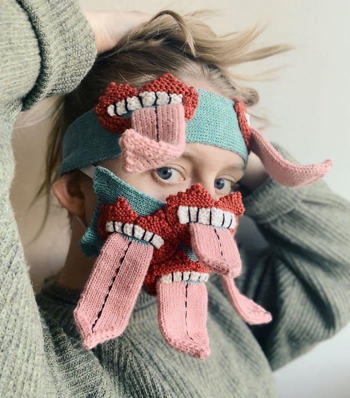 12 máscaras não convencionais de Ýrúrarí estão ficando virais 4