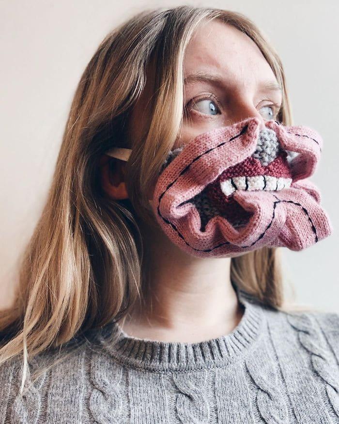 12 máscaras não convencionais de Ýrúrarí estão ficando virais 6