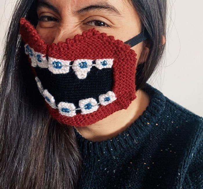 12 máscaras não convencionais de Ýrúrarí estão ficando virais 8