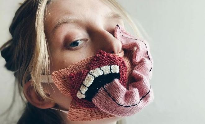 12 máscaras não convencionais de Ýrúrarí estão ficando virais 2
